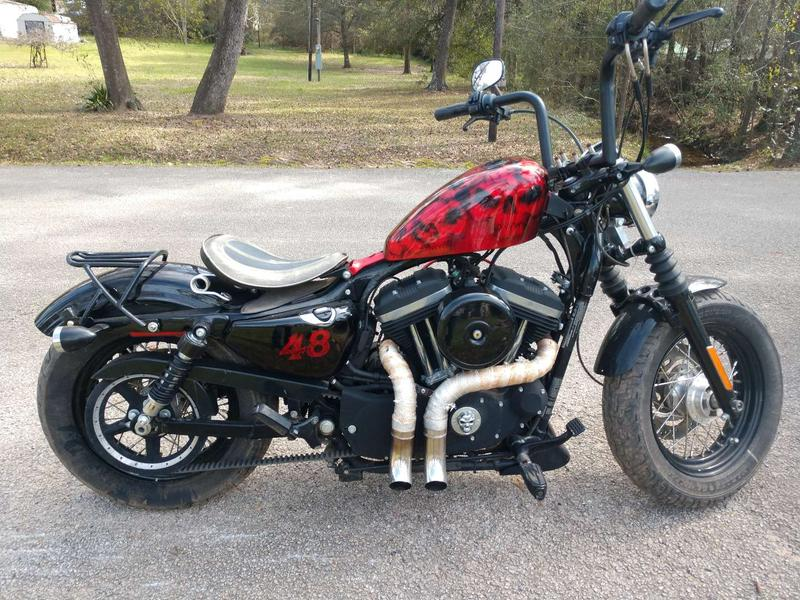 Photo 2011 Harley Sportster 48 3200 MI