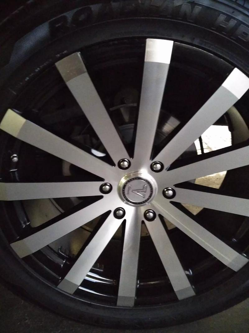 Photo New 22 inch valosity rims... never used