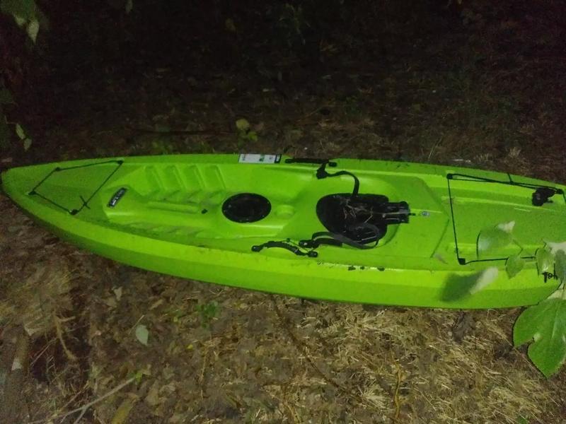 Photo Kayak used once