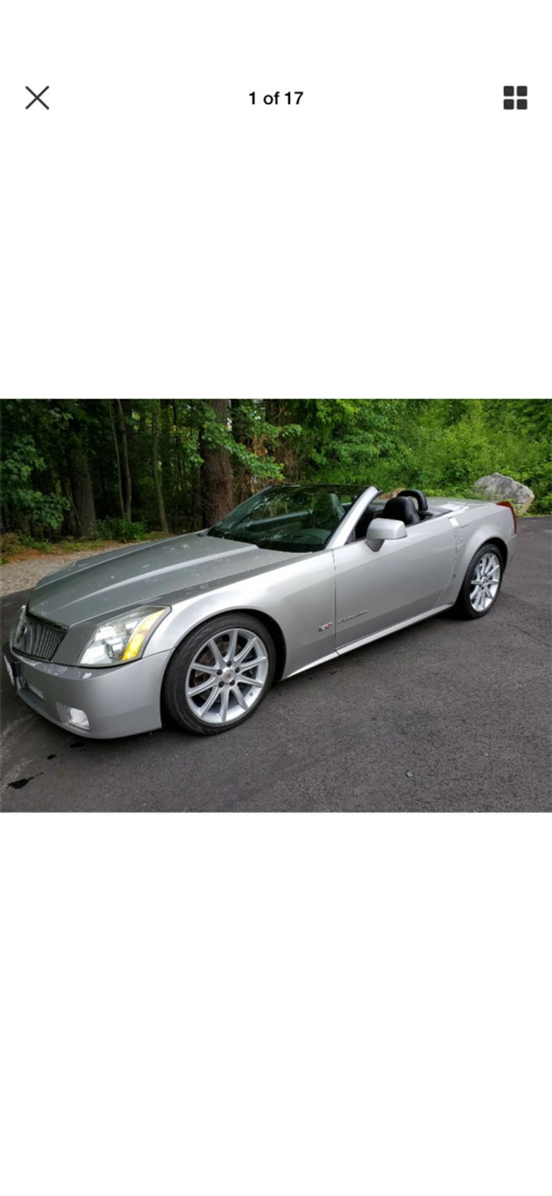 Photo 2005 Cadillac XLR 2dr Roadster