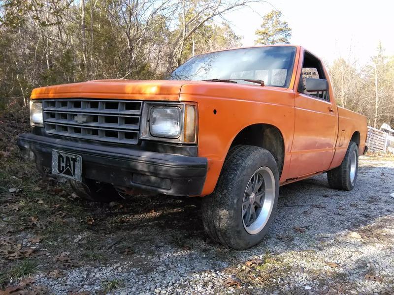 Photo 1983 Chevrolet S10 2dr Tahoe Standard Cab SB