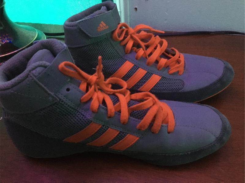 Photo Wrestling shoes