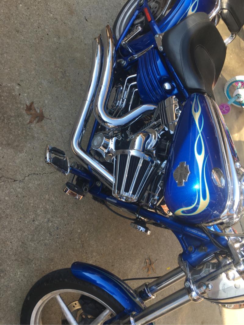 Photo 09 Harley Davison 96ci 1500cc