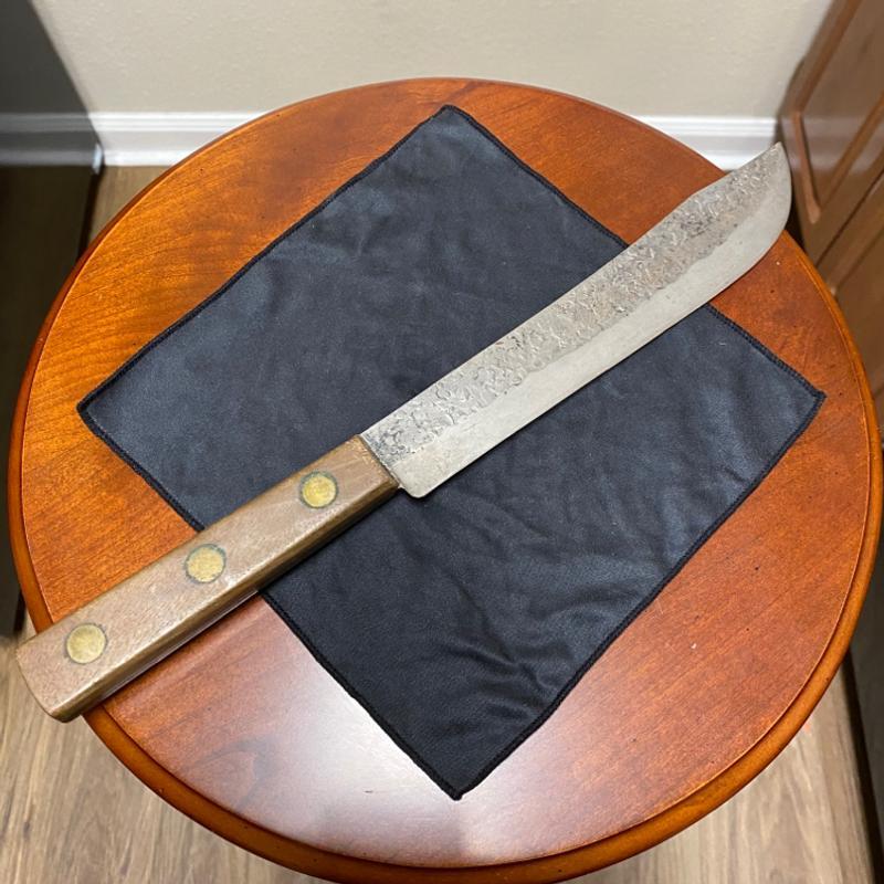 Photo Unknown Vintage Kitchen Knife
