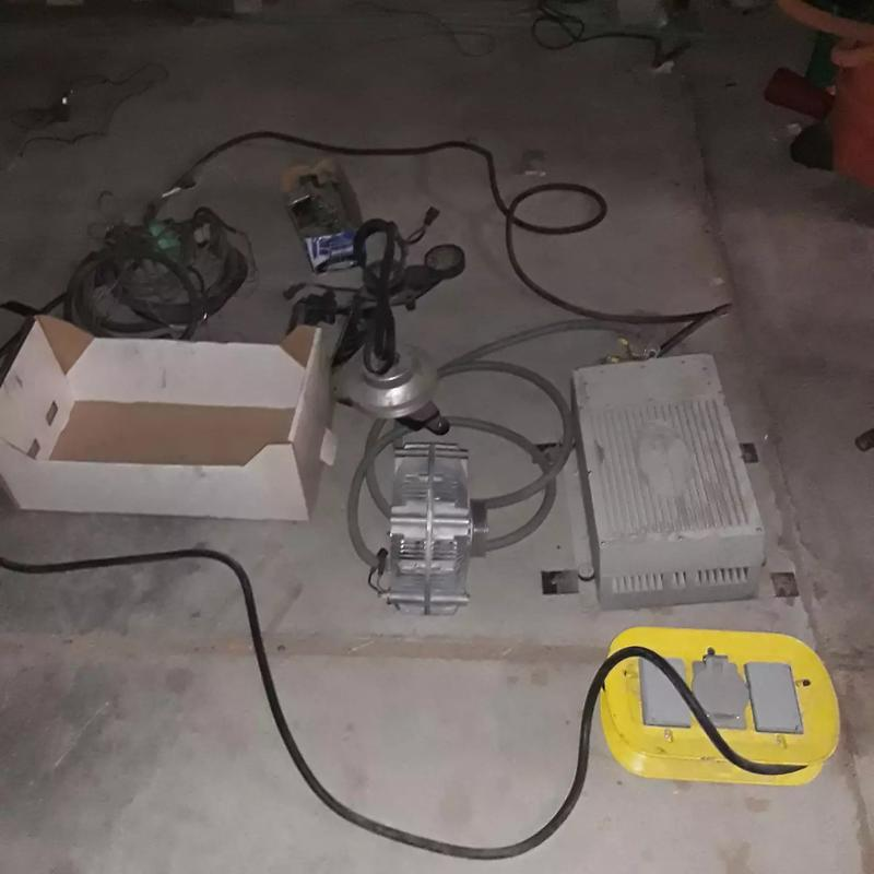 Photo Auragen G5000 M050200 Vehicle Power Induction Source Full Assembly