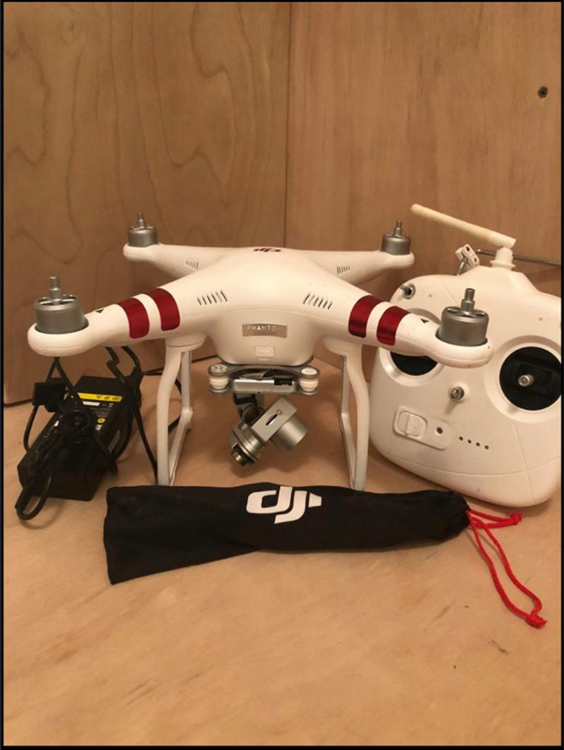 Photo a brand new drone for sale !!