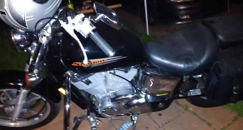 Photo Honda Shadow 1100