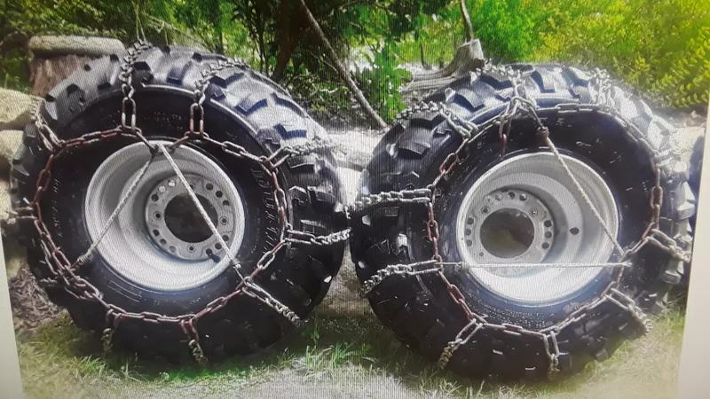 Photo ATV Tires and Wheels
