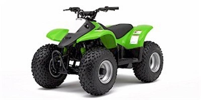 Photo ATV 2006 Kawasaki KFX50 Price Reduced