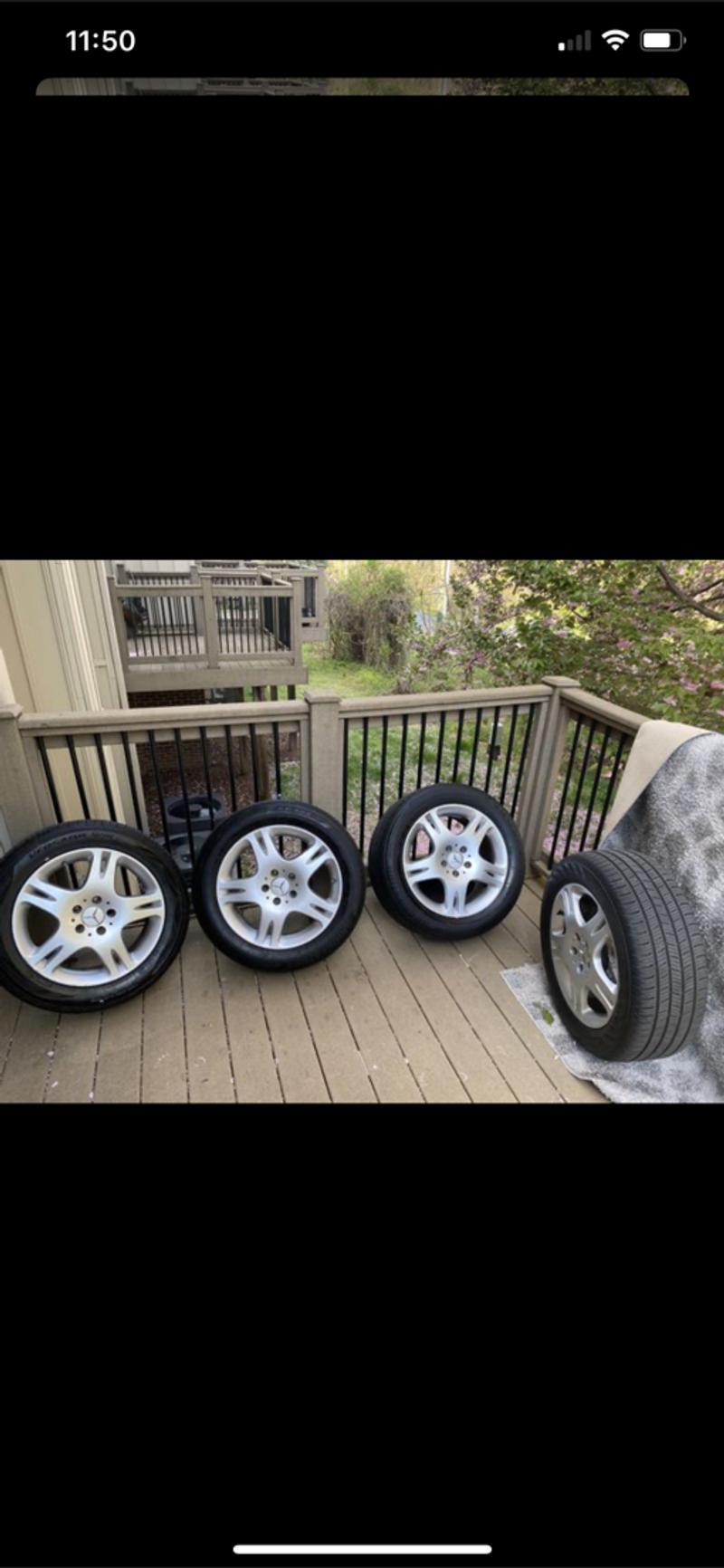 Photo Mercedes Wheels Rims