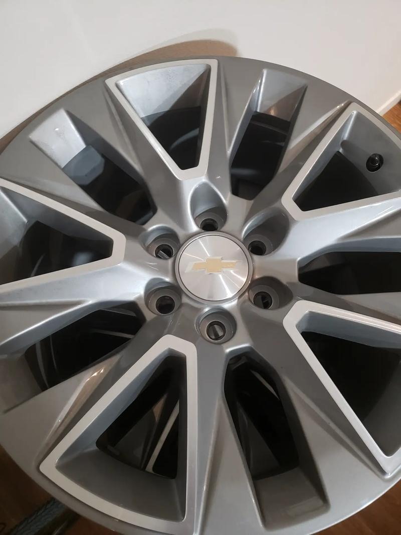 Photo 20 2020 chevy stock rims for truck brand new