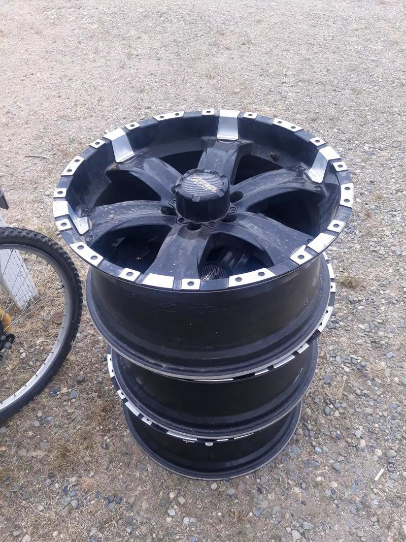 Photo 20 in MB wheels Chaos. Only 3 rims
