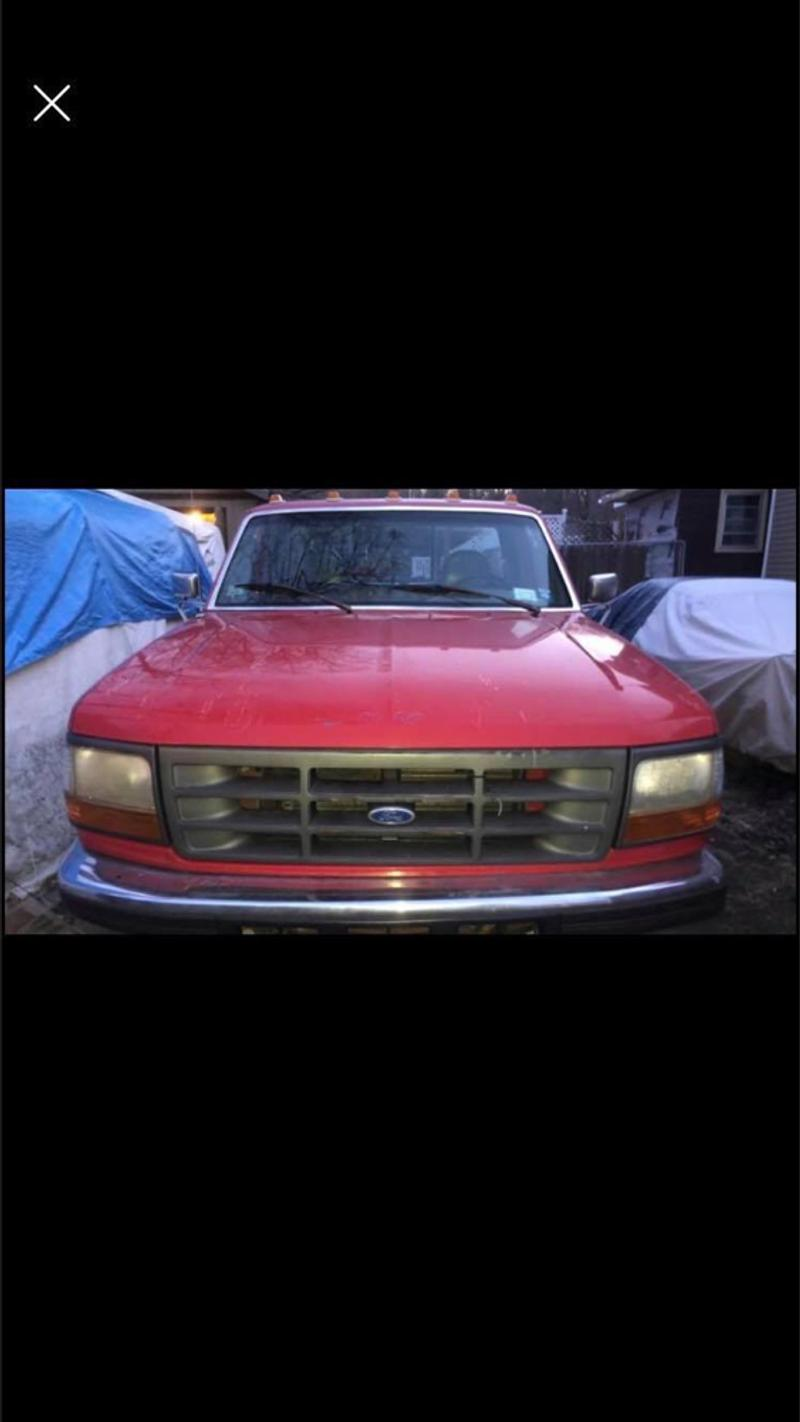 Photo 1997 Ford F350 2dr XL Standard Cab LB