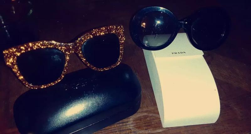 Photo COACH Designer Prada Glasses