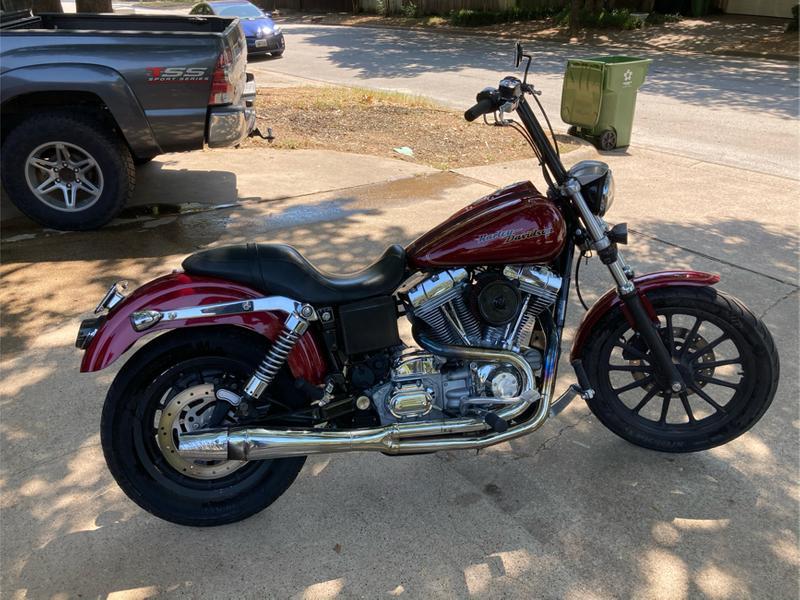 Photo 2005 Harley Davidson Dyna