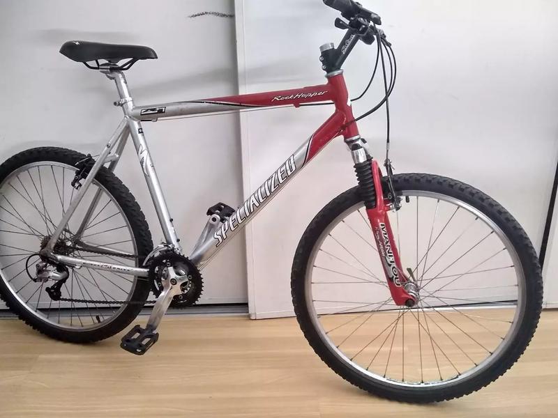 Photo Specialized Mountain Bike RockHopper Shimano Deore XT Deore Light