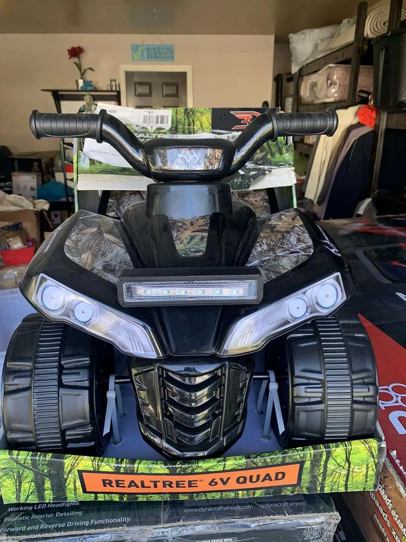 Photo Quad ATV for kids