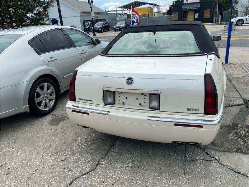 Photo 1997 Cadillac Eldorado Touring 2dr Coupe