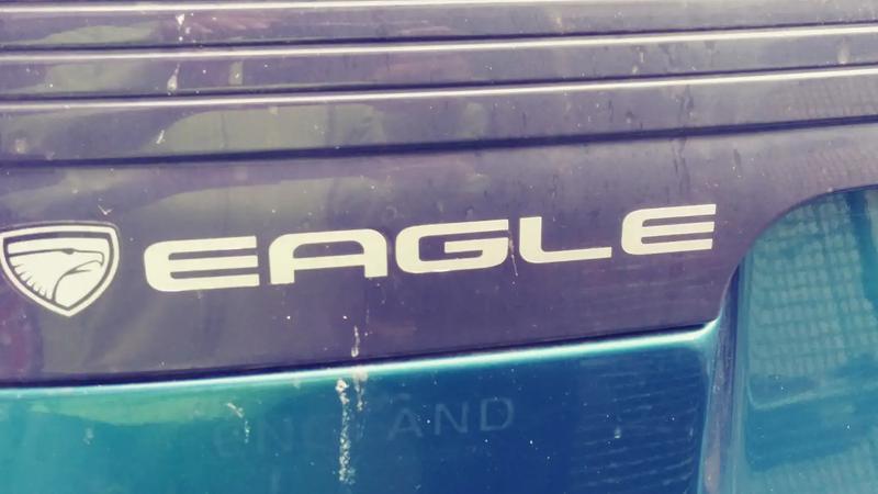 Photo 1995 Eagle Summit DL 4dr Wagon
