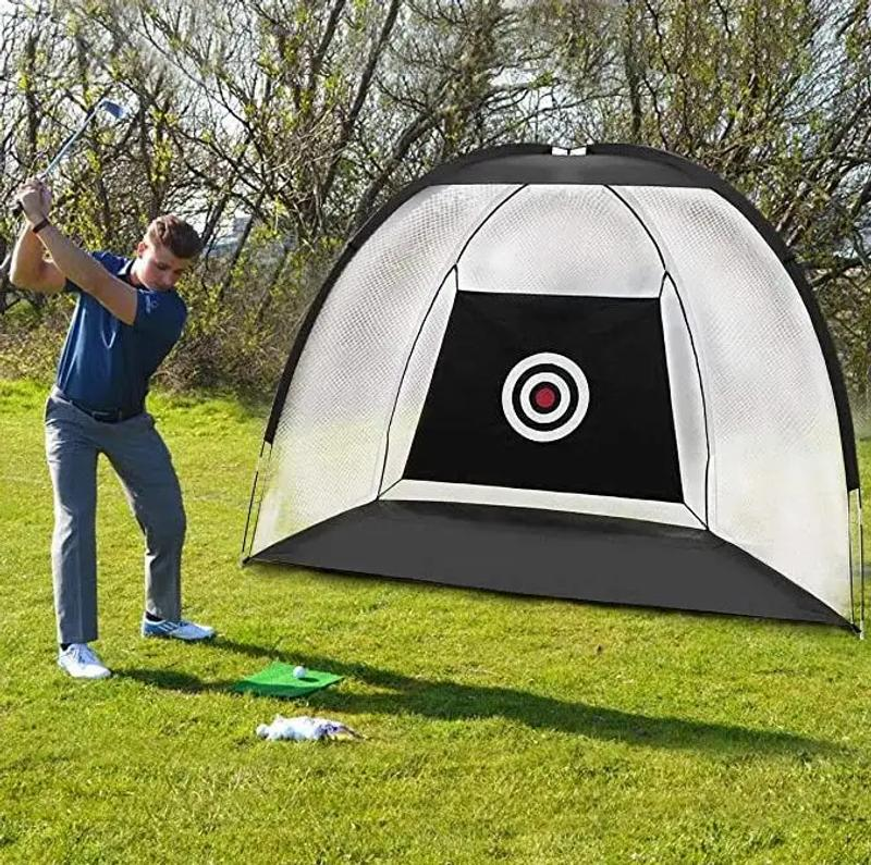Photo Golf Away!! Dont Get Rusty! Improve Your Swing Anywhere You Want! Indoor Outdoor Use!