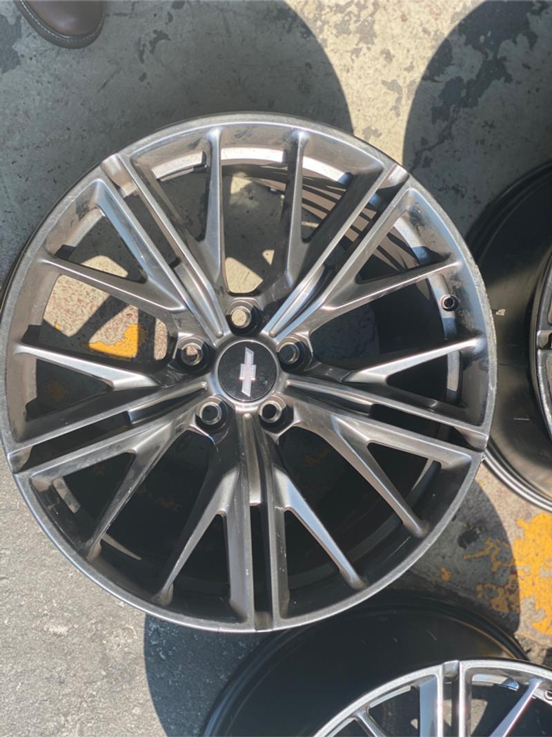 Photo Camaro zl1 wheels