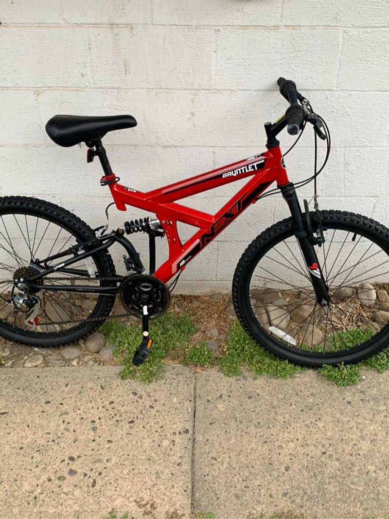Photo 2020 Next Mountain Bike