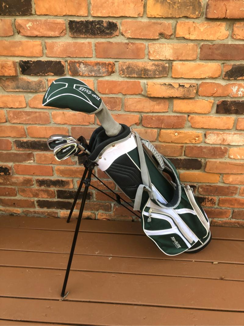 Photo Top Flight Youth Golf Club Set price negotiable