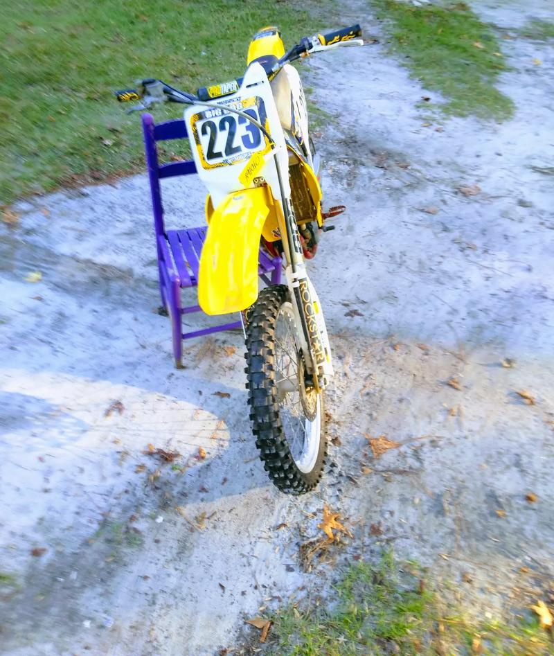 Photo 250 2 stroke suzuki. We offer $1500 but price is negotiable. We want to sell it because we dont have the money to fix it. Piston is broken, but we have all the parts for it.