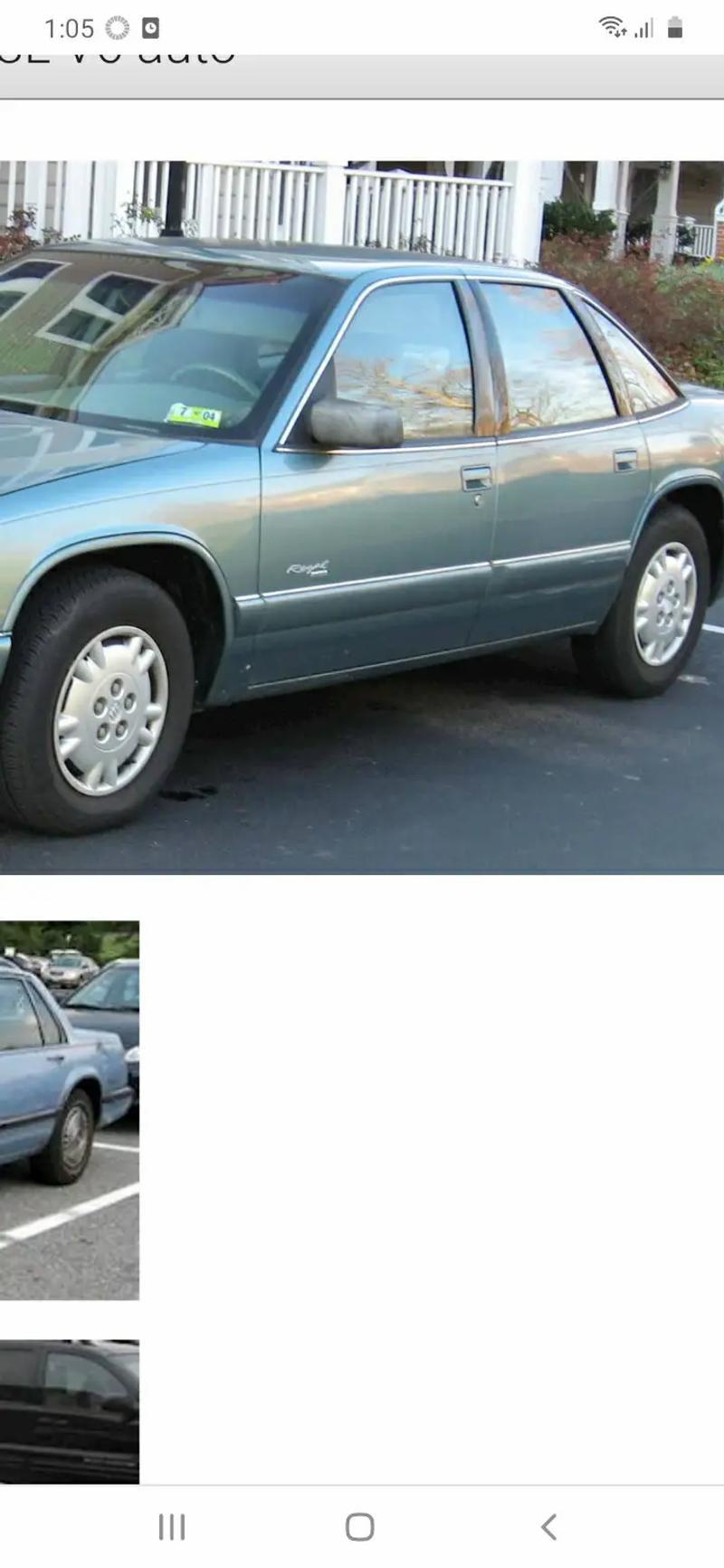 Photo 1995 Buick Park Avenue 4dr Sedan
