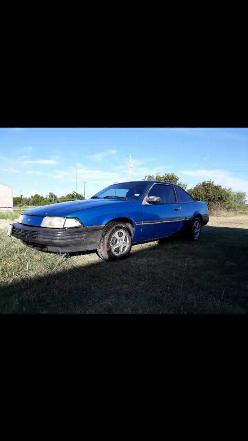 Photo 1992 Chevrolet Cavalier RS 2dr Coupe