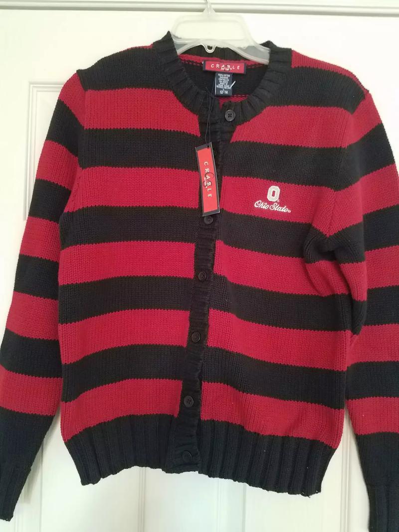 Photo Ohio State sweater