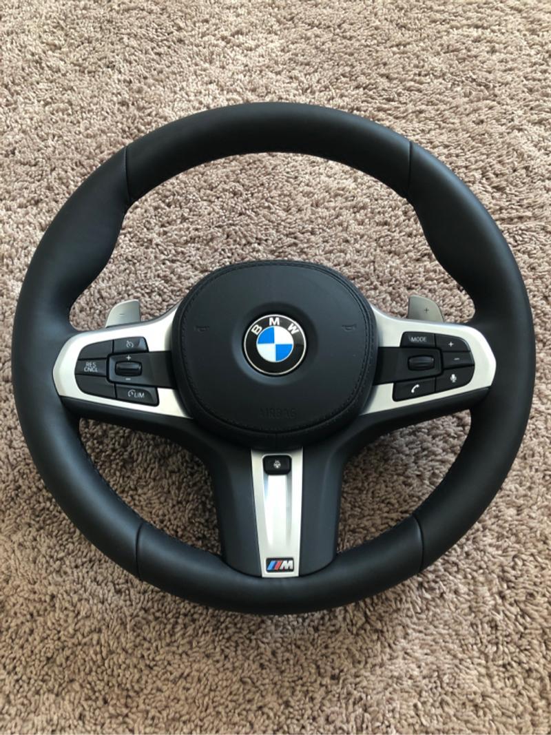 Photo BMW OEM M Steering Wheel