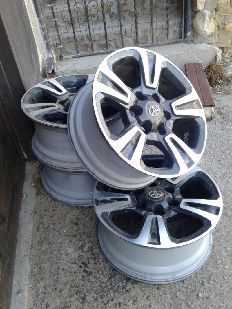 Photo Like new RIMS all 4 for $500