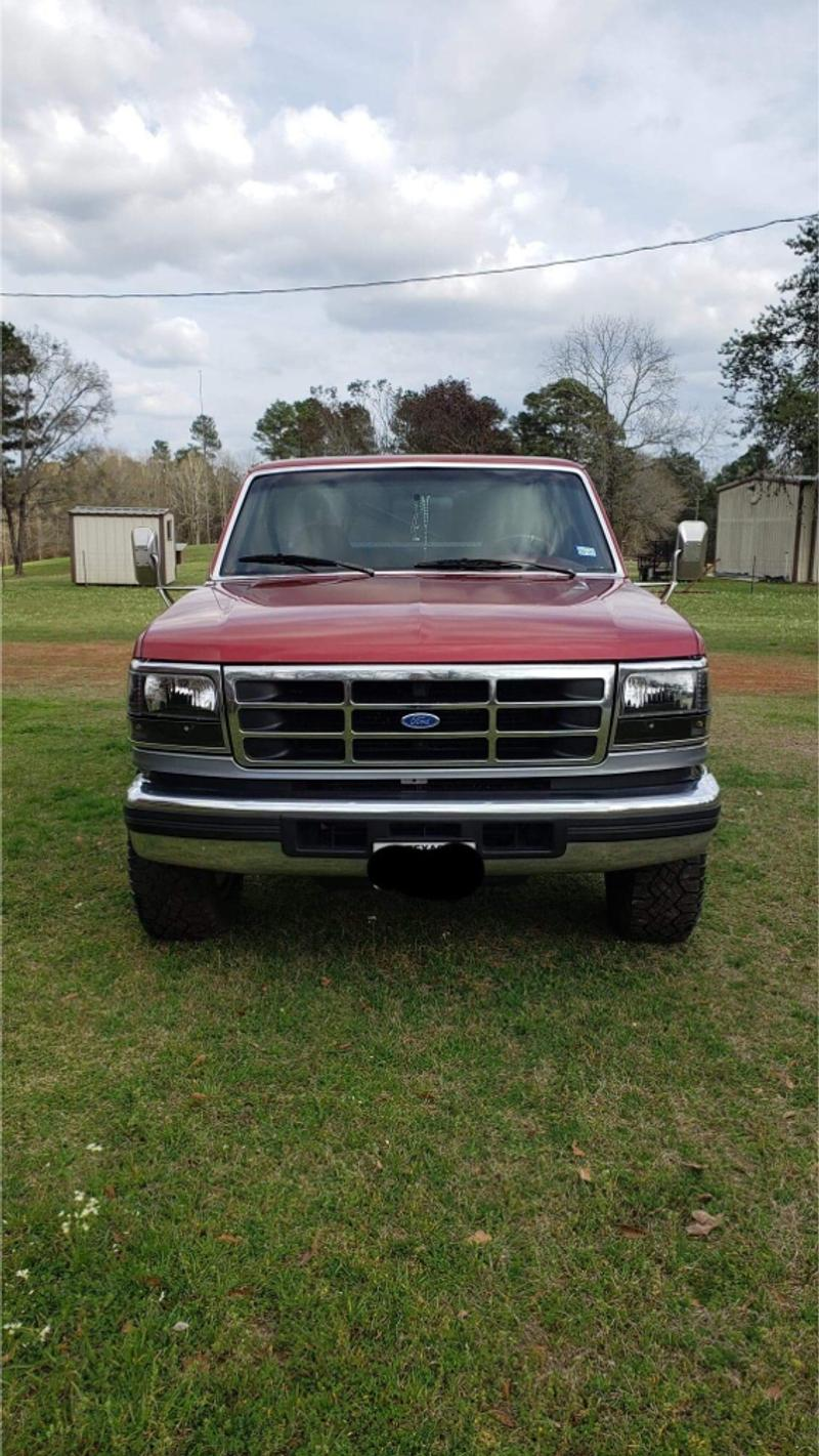 Photo 1997 Ford F250 2dr XLT Extended Cab LB HD 218,000 miles