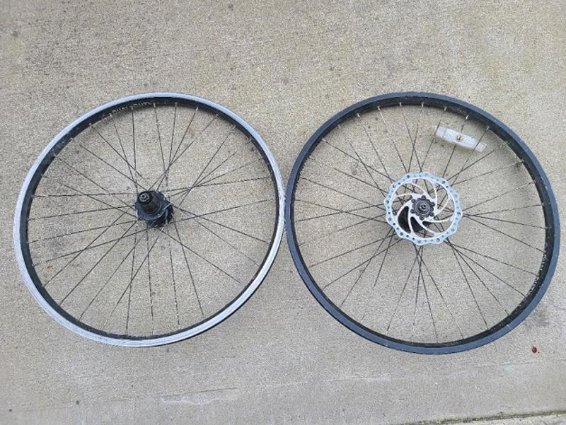 Photo WTB Dual Duty 26 inch Rims