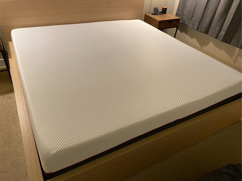 Tulo King Size Mattress Excellent Condition And Ikea Malm Bed Frame With 4 Dr For Sale In Walnut Creek Ca 5miles Buy Sell