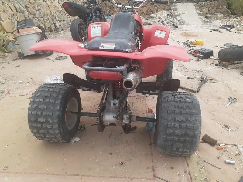 Photo 08 Honda 400ex