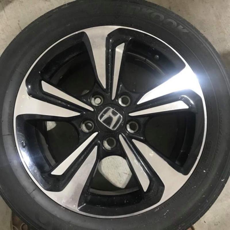 Photo Honda rims