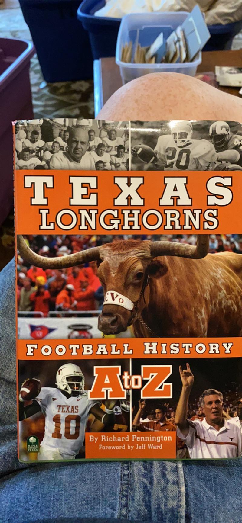 Photo Texas Longhorns Football History AZ
