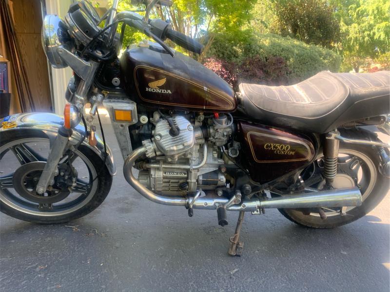 Photo 1980 Honda CX500