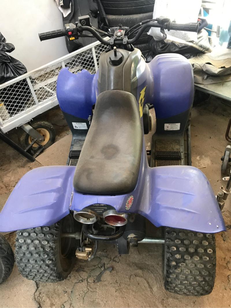 Photo 50cc ATV for sale or trade