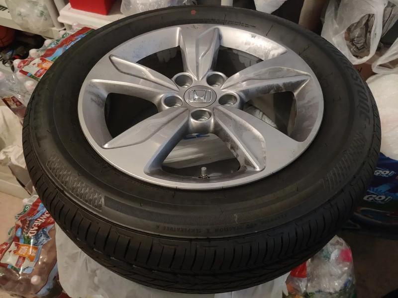 Photo Brand new Honda Odyssey Tires Turanza EL440 4 tyres