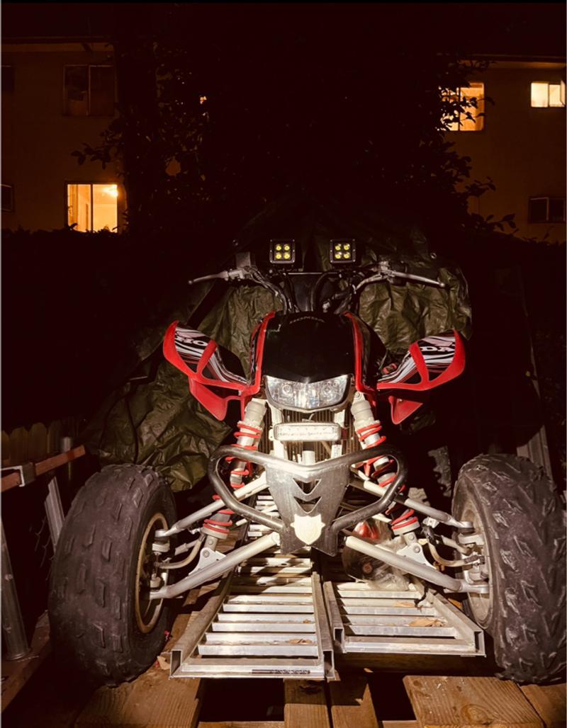 Photo Honda 450 TRX